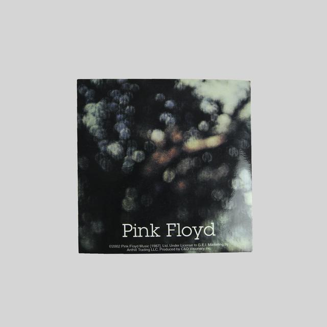 Pink Floyd Obscured By Clouds Sticker