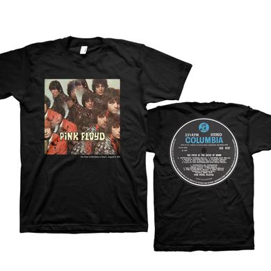 Pink Floyd Pre-Order The Piper At The Gates Of Dawn Exclusive Vinyl T-Shirt