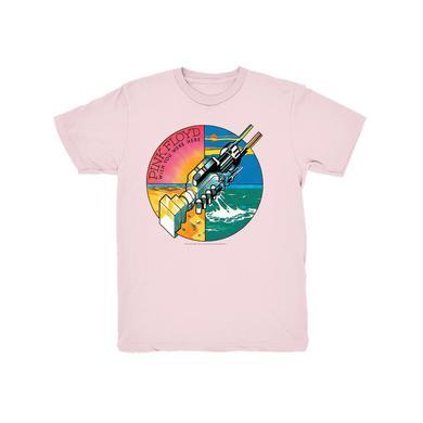 Pink Floyd Pink Youth Robotic Handshake T-Shirt