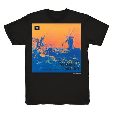 Pink Floyd More Soundtrack Vinyl T-Shirt:  Web Exclusive