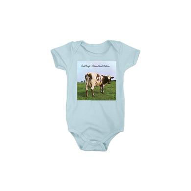 Pink Floyd Blue Atom Heart Mother Onesie