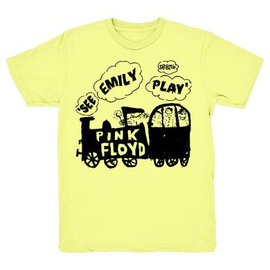 Pink Floyd Yellow See Emily Play T-Shirt
