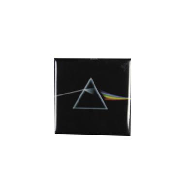 Pink Floyd Dark Side Square Button