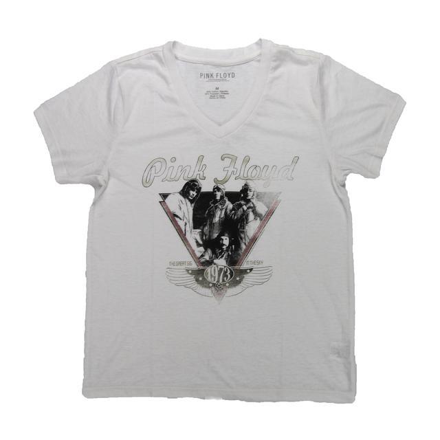 Pink Floyd Airmen Women's V-Neck T-Shirt