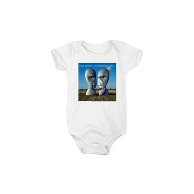 Pink Floyd White Division Bell Onesie