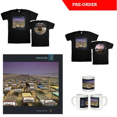 Pink Floyd PRE-ORDER: A Momentary Lapse Of Reason Vinyl Collection Deluxe Bundle