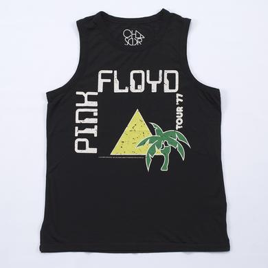 Pink Floyd Tour '77 Palm Tree Tank