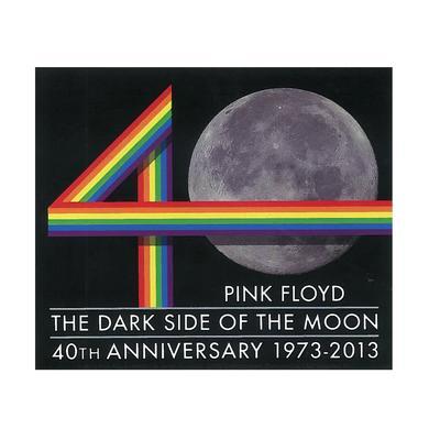 Pink Floyd 40th Anniversary TDSOTM Moon Sticker