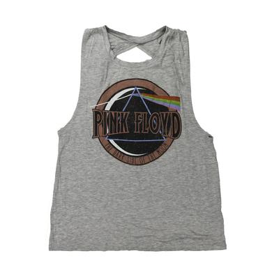 Pink Floyd Women's Eclipse Logo Sleeveless T-Shirt