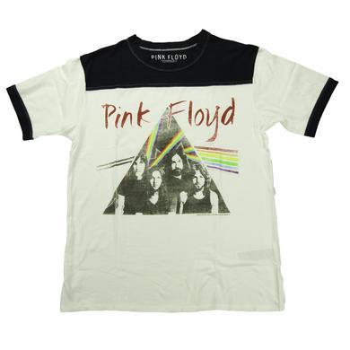 Pink Floyd Kids Two-Tone Football T-Shirt