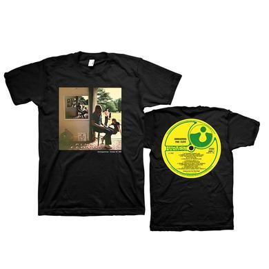 Pink Floyd Pre-Order Ummagumma Exclusive Classic Label Vinyl T-Shirt