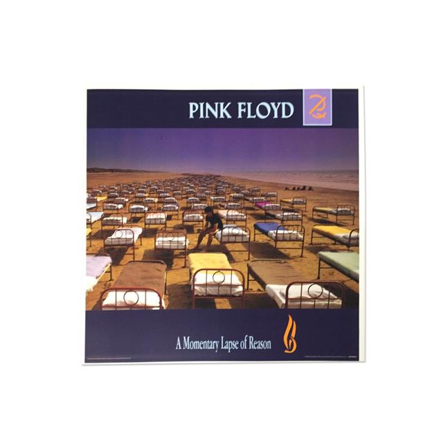 Pink Floyd A Momentary Lapse of Reason 12x12 Fine Art Print