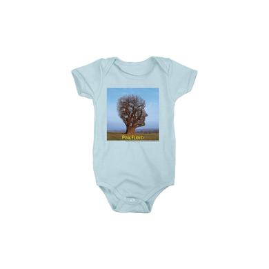 Pink Floyd Blue Tree Of Half Life Onesie