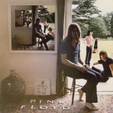 Pink Floyd Ummagumma 12 x 12 Exclusive Aluminum Print