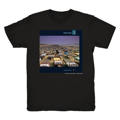 Pink Floyd A Momentary Lapse Of Reason Vinyl Collection T-Shirt: Beds