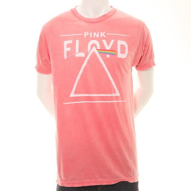 Pink Floyd Bold Face Floyd Prism T-Shirt