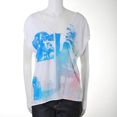 Pink Floyd Sleeveless V Neck Umma Gumma Women's Tunic