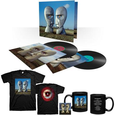 Pink Floyd PRE-ORDER:  The Division Bell LP Deluxe Bundle