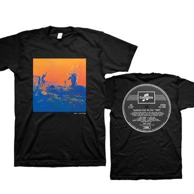 Pink Floyd Pre-Order More Soundtrack Exclusive Vinyl T-Shirt