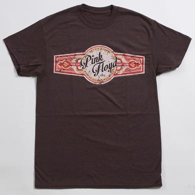 Pink Floyd Cigar Wrapper Logo T-Shirt
