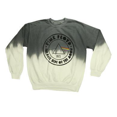 Pink Floyd Juniors Dip-Dyed Dark Side 73 Sweatshirt