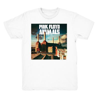 Pink Floyd White Animals 40th Anniversary T-Shirt