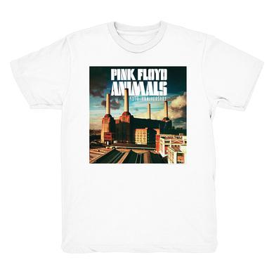 Pink Floyd White Animals 40th Anniversary T-Shirt