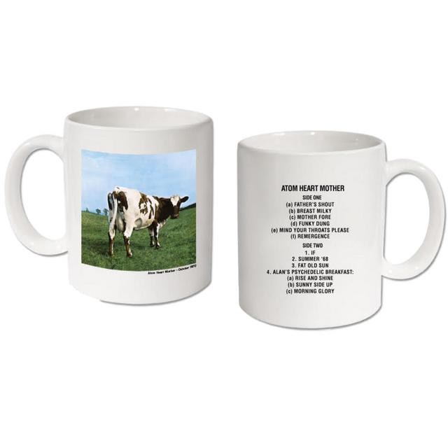 Pink Floyd Vinyl Collection Atom Heart Mother Mug