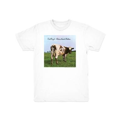 Pink Floyd White Youth Atom Heart Mother T-Shirt
