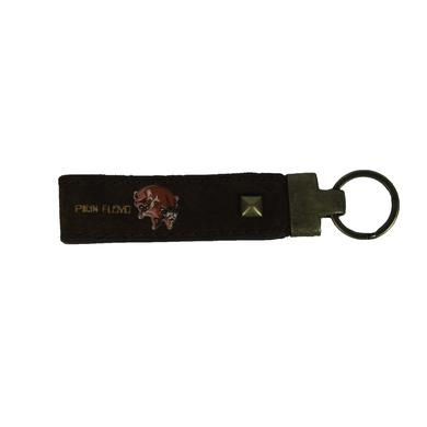 Pink Floyd Pig Leather Key Ring