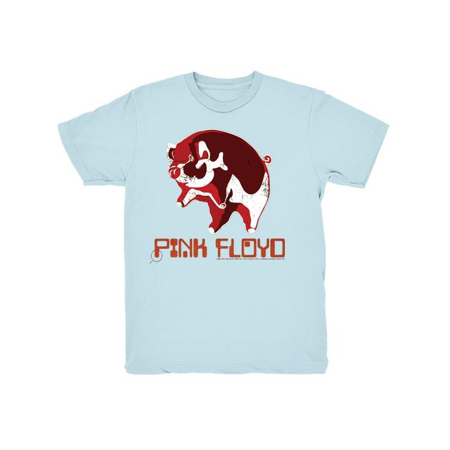 Pink Floyd Blue Youth (One Of) Three Pigs T-Shirt