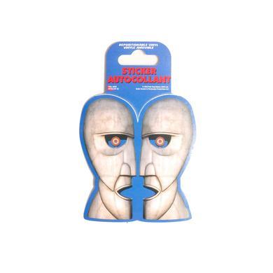 Pink Floyd Division Bell Reusable Vinyl Sticker