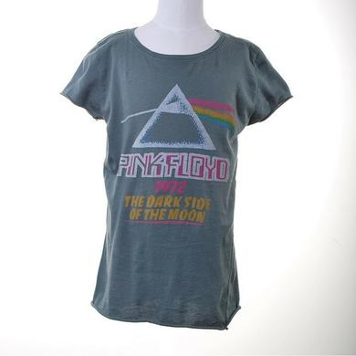 Pink Floyd Dark Bytes '72 Asymetrical Girls T-Shirt