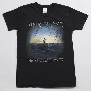Pink Floyd Endless River Cover Art Textured T-Shirt