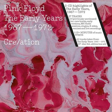 Pink Floyd Cre/ation -  The Early Years 1967-1972
