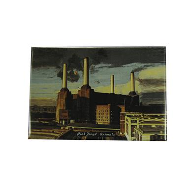 Pink Floyd Rectangular Animals Cover Art Magnet