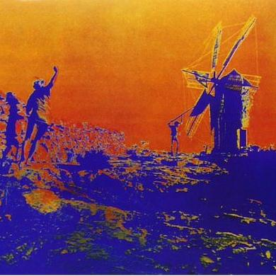 Pink Floyd Soundtrack To More 12 x 12 Exclusive Aluminum Print