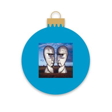 Pink Floyd Division Bell Holiday Ornament