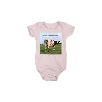 Pink Floyd Pink Atom Heart Mother Onesie