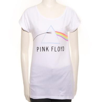 Pink Floyd Ladies Back Strap Prism T-Shirt