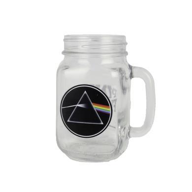 Pink Floyd Dark Side Mason Jar Glasses