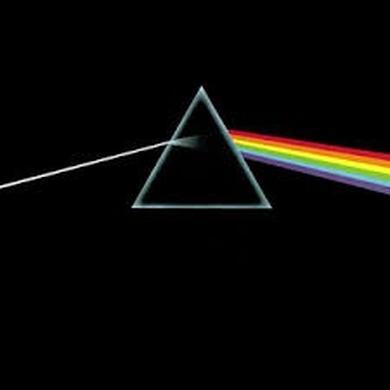 Pink Floyd The Dark Side Of The Moon 12 x 12 Art Print