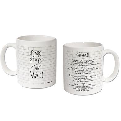 Pink Floyd The Wall Vinyl Collection Mug