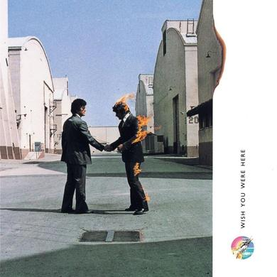 Pink Floyd Wish You Were Here 12 x 12 Art Print