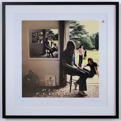 Pink Floyd Ummagumma Signed Limited Edition Print (Framed Or Unframed)