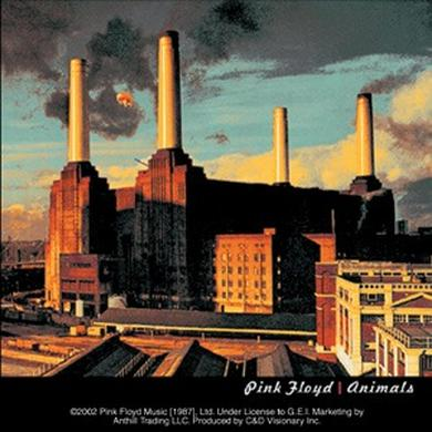 Pink Floyd Animals Factory Sticker