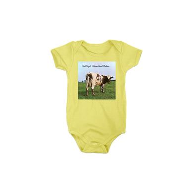 Pink Floyd Lemon Atom Heart Mother Onesie