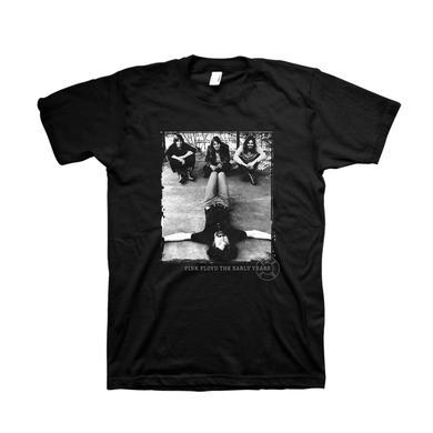 Pink Floyd The Early Years Photo Tee: 1968-1979