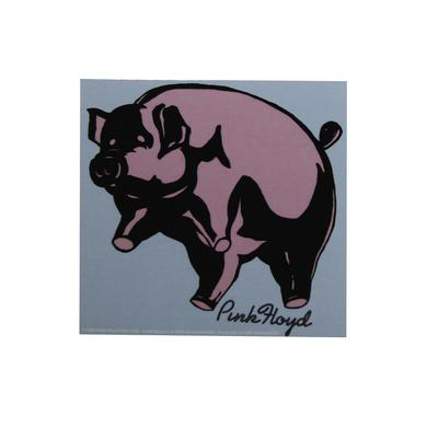 Pink Floyd Pop Art Pig Sticker