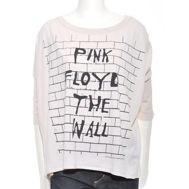 Pink Floyd Women's The Wall Raglan T-Shirt